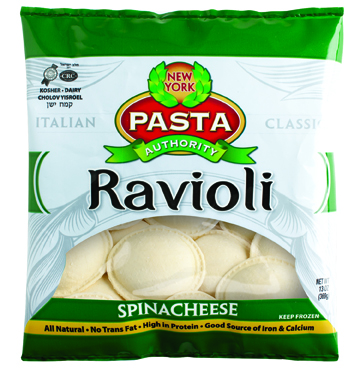 Bag - Ravioli - Spinacheese